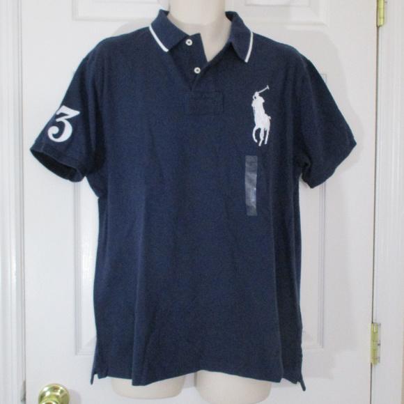 f1a7a318 Polo by Ralph Lauren Shirts | Mens Polo Ralph Lauren Polo Big Pony ...